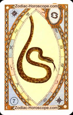The snake, monthly Love and Health horoscope December Taurus