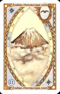 The mountain, monthly Love and Health horoscope March Taurus