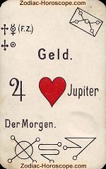 The money psychic card meaning psychic card meaning