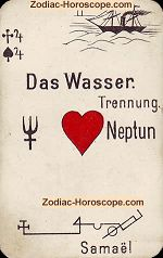 The water psychic card meaning