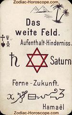 The wide field psychic card meaning