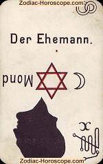 The husband psychic card meaning