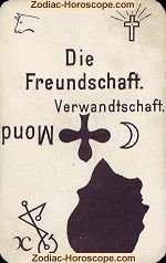 The friendship psychic card meaning