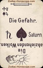 The danger psychic card meaning