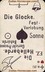 The bell psychic card meaning