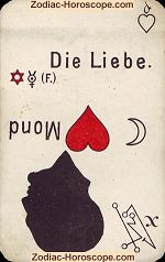 The love psychic card meaning