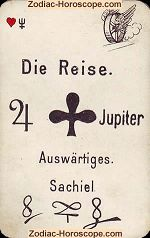 The journey psychic card meaning