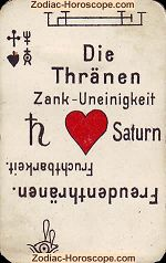 The tears psychic card meaning